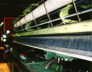 Macchinario produzione reti d'acqua dolce